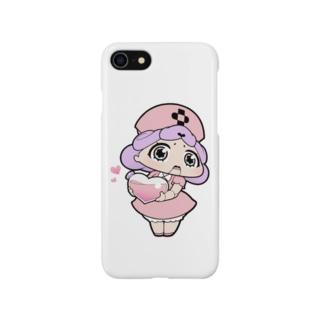 ハートナースちゃん Smartphone cases