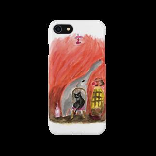 nelcoのピエロ Smartphone cases