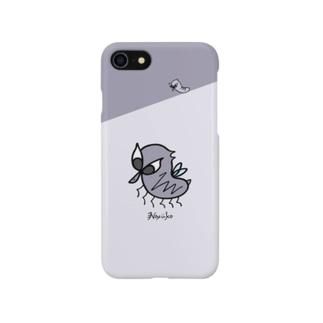 悪運のハエ&AkuUji Smartphone cases