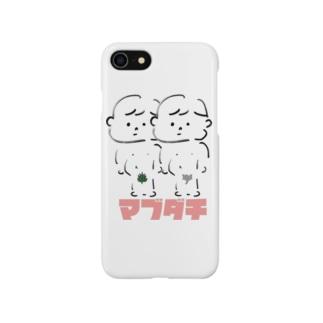 マブダチ スマホケース Smartphone cases