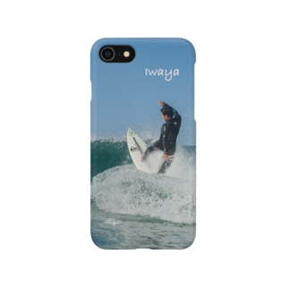 IWAYA ONE DAY SURF No2 サーフィン 海 Smartphone cases