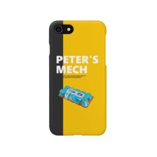 PETERスマホケース Smartphone cases