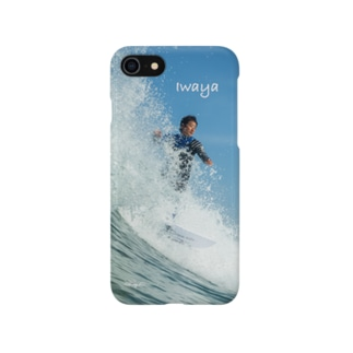 IWAYA ONE DAY SURF No2.5 海 サーフィン Smartphone cases