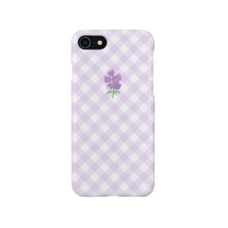 Campanula Smartphone cases