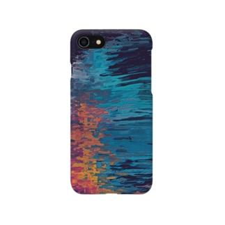 夜の訪れ Smartphone cases