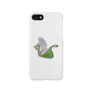 テキン(活版印刷機・レタープレス) Smartphone cases