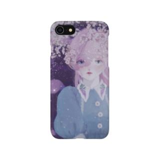 桜色に溶ける Smartphone cases