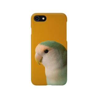 おとちゃんポートレート Smartphone cases