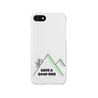 良いライドを!! Smartphone cases