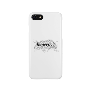 MAKOTO AOKIのImperfect Smartphone cases