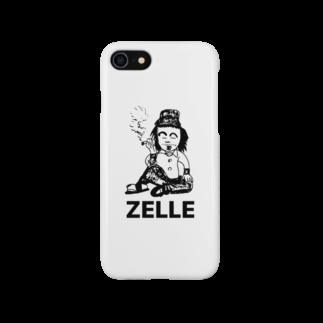 ZELLE/ゼルのZELLE Smartphone cases