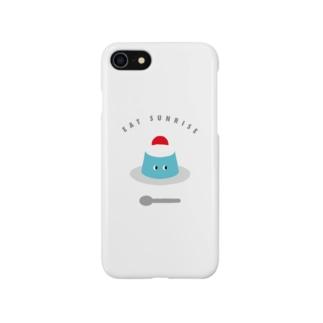 EAT SUNRISE Smartphone cases