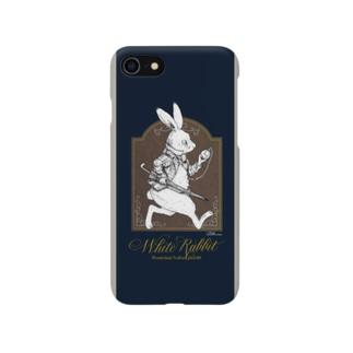 Wonderland TeaParty pm3:00  遅れちゃう! Smartphone cases