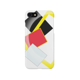 Rectangle-red- Smartphone cases