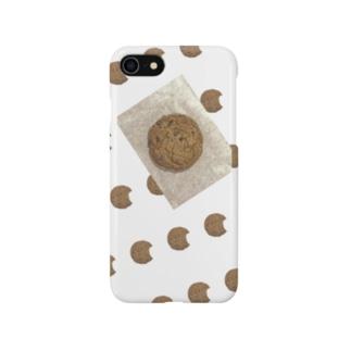 ラブチョコチップ Smartphone cases