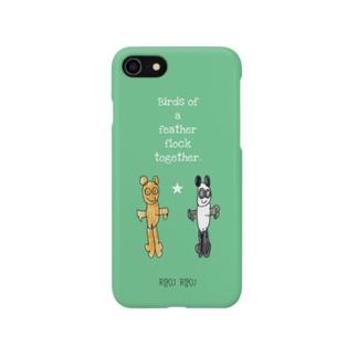 るいとも Smartphone cases