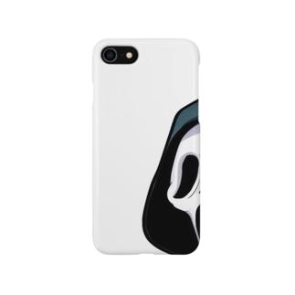 ホラふきん(/_・)/ Smartphone cases