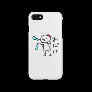 雌鶏商店の毎日とりのおばけ雌鶏 Smartphone cases