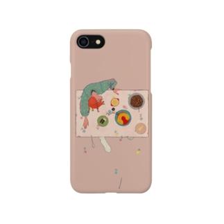 いとおしい食卓 Smartphone cases