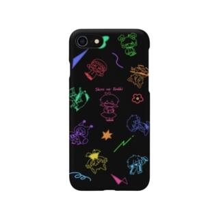 しろえに【iPhone8】 Smartphone cases
