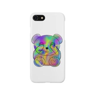Schale bear Smartphone cases