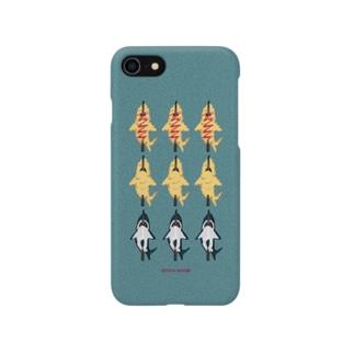 アメリカンドッグならぬ... (×9 ver.) Smartphone cases