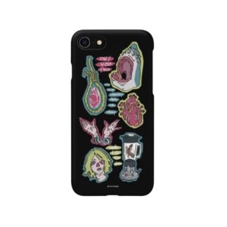 衝撃を受けろ Smartphone cases