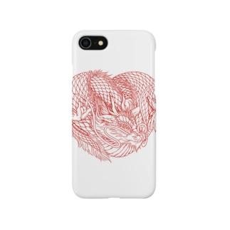 Dragon Heart Smartphone cases