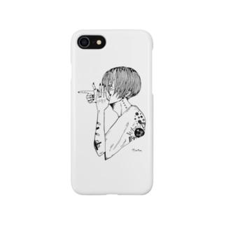 白鹿004 Smartphone cases