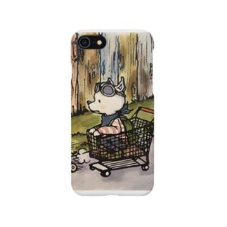 KANNA★ショッピングカーGOGO!! Smartphone cases