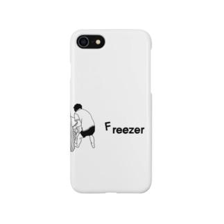 冷凍庫が開かない! Smartphone cases