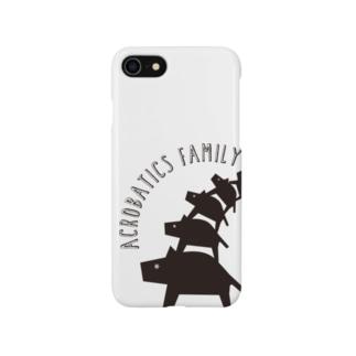#SUMI アクロバット家族 Smartphone cases