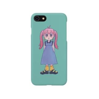 SUMMER_GIRL Smartphone cases