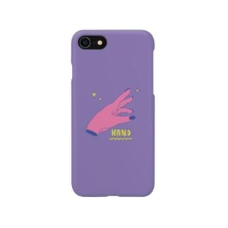 HAND★HAND★HAND Smartphone cases
