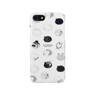 Chiedaのにゃっぷたいむ(いろんな)ケース Smartphone cases