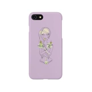 天秤座 iphoneケース Smartphone cases