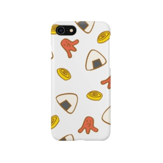 お弁当のおかず Smartphone cases