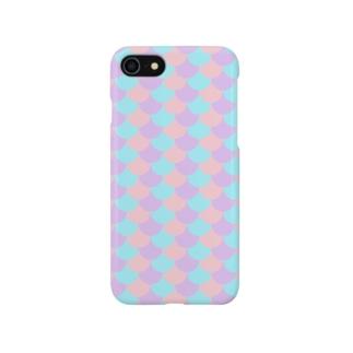 アマビエ様 Smartphone cases