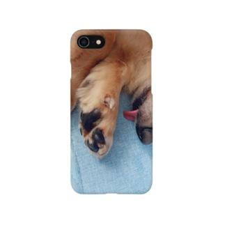 きぴのべろ〜 Smartphone cases