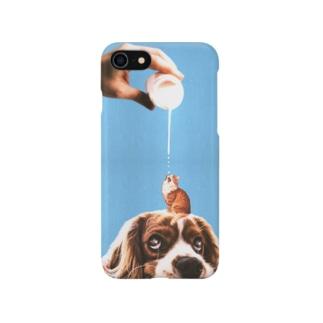 ミルクの時間 Smartphone cases