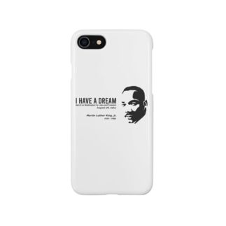 MARTIN LUTHER KING Smartphone cases