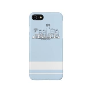 magic spice スマホケース Light Blue Smartphone cases