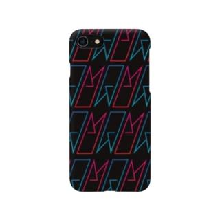 AUCH ロゴ スマホケース Smartphone cases