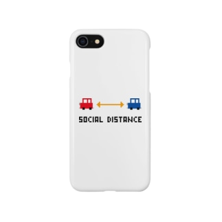 ingly_monglyのDOT_MINI_SD Smartphone cases