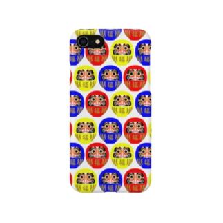 だるま Smartphone cases