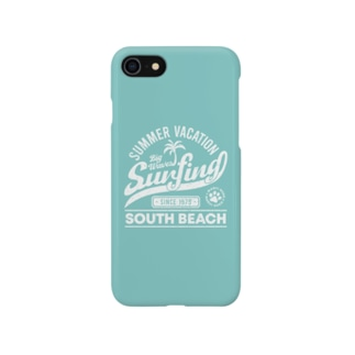 Surfing ~ Vintage style ~ Smartphone cases