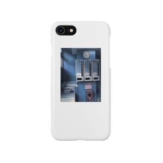 コインランドリー Smartphone cases