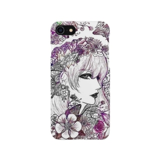 花と華 Smartphone cases