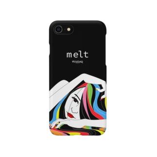 メルトちゃん Aタイプ Smartphone cases