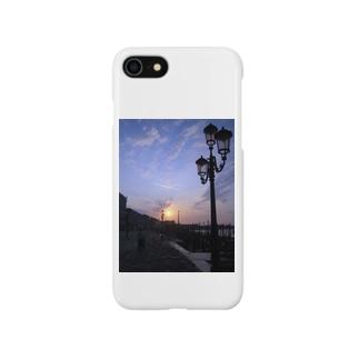 ヴェニスの夜明け2 Smartphone cases